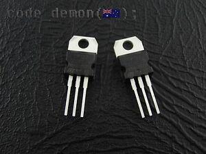 TIP122 NPN Darlington Transistor 8A 100V TO-220 (x2) ST - Arduino / AVR / PIC