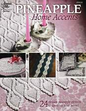 Crochet Pattern Pineapple Home Accents 24 Pretty Pineapple Designs To Crochet