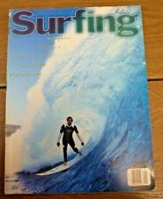 Vintage Surfing Magazine - January 1997 Issue - Collectible - Memorabilia