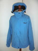 vintage Jack Wolfskin Jacke Texapore Regenjacke blau oldschool outdoor damen M