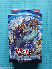 Yu-gi-oh Realm Of The Sea Emperor Structure Deck ENG 1st Edition NEW BNIB