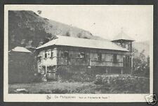 Kayan Church Residence Mission Philippines stamp 1929