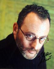 Jean Reno  Autogramm - Leon Der Profi - Die purpurnen Flüsse - Ronin - Foto