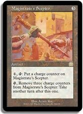 MTG MAGIC MERCADIAN MASQUES MAGISTRATE'S SCEPTER NM (CHINESE)