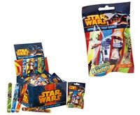 Star Wars Mini Slap Snap Band - 6 BLIND BAGS Kids Gift Party Fillers Stocking