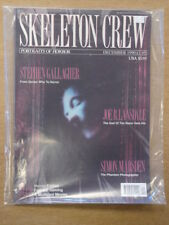SKELETON CREW #6 NM ARGUS HORROR MAGAZINE