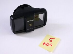 Loreo 3D Lens in Cap For CANON EOS cameras #5 -DT