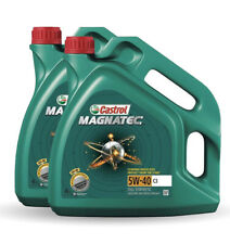 Car Engine Oil Service Kit / Pack 8 LITRES Castrol Magnatec 5W-40 C3 8L