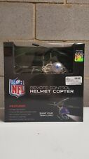 NFL Dallas Cowboys Remote Control Helmet Copter ~New In Box~ LED Logo Projector