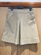 Timberland Beige Cord A Line Skirt Size UK10/12 EU38