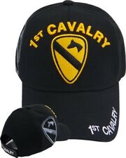 US Army 1ST CAVALRY Division Ball Cap First Team Vietnam Gulf War OEF OIF Hat