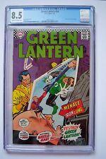 GREEN LANTERN #54 DC Comics CGC 8.5. Letter from Marv Wolfman. Gil Kane