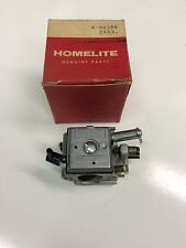 NEW OEM Homelite Carburetor A-96386
