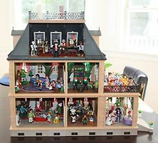 Playmobil Mansion Holiday House, Halloween, Thanksgiving, Christmas Toy
