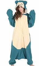 Sazac kigurumi Pokemon Snorlax Kabigon unisex 165cm-175cm from Japan