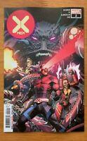 X-MEN #2 Leinil Francis Yu Main Cover A 1st Print Hickman Marvel 2019 NM+