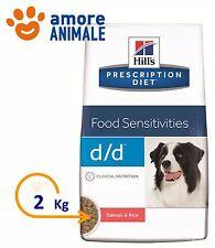 Hill's Prescription Diet D/D Salmone e Riso 2 kg per Cane