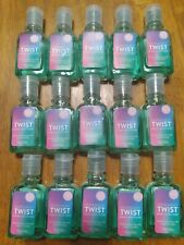 Peppermint Twist Hand Sanatizer 15 Mini Bottles