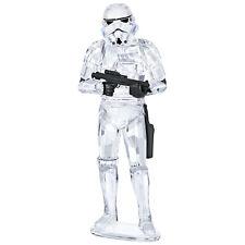 Swarovski Crystal Creation 5393588 Star Wars - Stormtrooper RRP $449