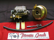 1962-1967 Chevy II Nova Power Brake Booster Conversion for Drum Drum