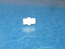 FJ, bague central plastique blanc pour fusée du camion  GMC / DODGE militaire