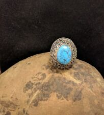 RARE HIGH KING MARID DJINN RING POWER+ MONEY WISH GRANTING GENIE! WITCH OWNED