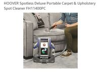 Hoover Spotless Portable Carpet and Upholstery Spot and Stain Cleaner | FH11300