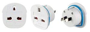 Go Travel UK To USA US AMERICA Tourist Travel Plug Power Adaptor