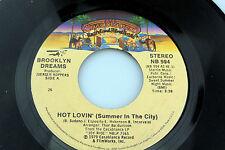 Brooklyn Dreams: Hot Lovin' (Summer in the City)  / Take Me Back  [VG++ Copy]