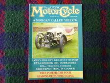 The Classic Motorcycle magazine Dec 1987