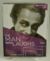 The Man Who Laughs (Flicker Alley) Blu-ray/DVD 1928 Silent Classic.