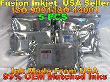 5 ink Cartridge fits canon PFI-707 cyan iPF 830 840 850 imagePROGRAF inkjet tank