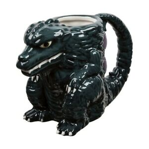 Japanese Monster Godzilla Sculpted Coffee Mug King Of The Monsters