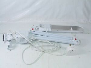 Philips PL-S 9W/01/2P UVB Lamp In a Kanlux Heron KT017C Stand Psoriasis Eczema
