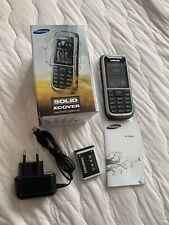 Samsung  Xcover 2 GT-C3350 - Steel-Grey Handy ohne Simlock Unbenutzt