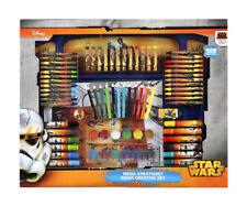 Malkoffer Star Wars Malkasten Malset 129-tlg. Mega-kreativset Basteln stifte