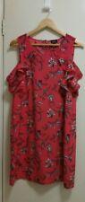 NEW Tokito Cold Shoulder shift dress, size 12 RRP $79.95