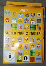 Super Mario Maker Wii U (Artbook Included)