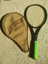 Vintage Prince Graphite Series Tennis Racquet 4 1/2