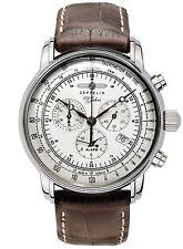 ZEPPELIN Graf Zeppelin Chronograph Herrenuhr Chrono 7680-1