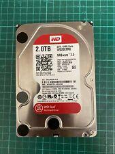 "Western Digital Red NAS 2TB,Internal,5400 RPM, 3.5"" (WD20EFRX) Hard Drive"