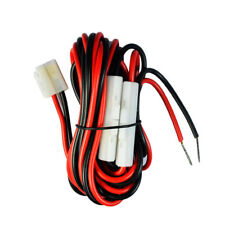 DC Power Cable Cord for Mobile Radio for Kenwood TM-241 TM261 YAESU FT-7800 V8E2