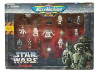 Vintage Micro Machines Space Star Wars Droids 66090 Galoob 1995 w/Distressed Box