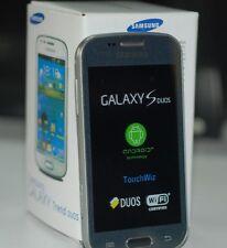 Samsung Galaxy S Duos GT-S7562i Unlocked Dual-SIM Smartphone International-Black