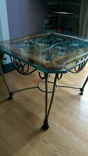 Wicker Conservatory Coffee Tables