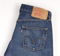Levi's Strauss & Co Hommes 501 Jeans Jambe Droite Taille W30 L34 ATZ1607