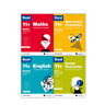 Bond 11+ English 4 Books Set Ages 5-6 Inc Assessment and Tests