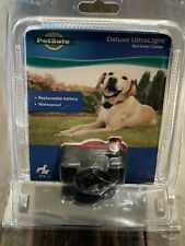 PetSafe Deluxe UltraLight Receiver Collar PUL-275 In-Ground Fence New READ