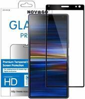 Sony XPERIA 10 PLUS -  Film en verre trempé protection écran résistant incurvé