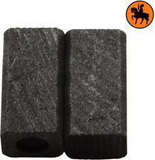 NEW Carbon Brushes BLACK & DECKER GT440 - 6x7x13mm